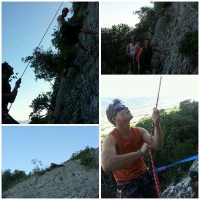 Aventuras de Iñigo en Campezo (de su blog: http://ciclondegasteiz.skyrock.com)