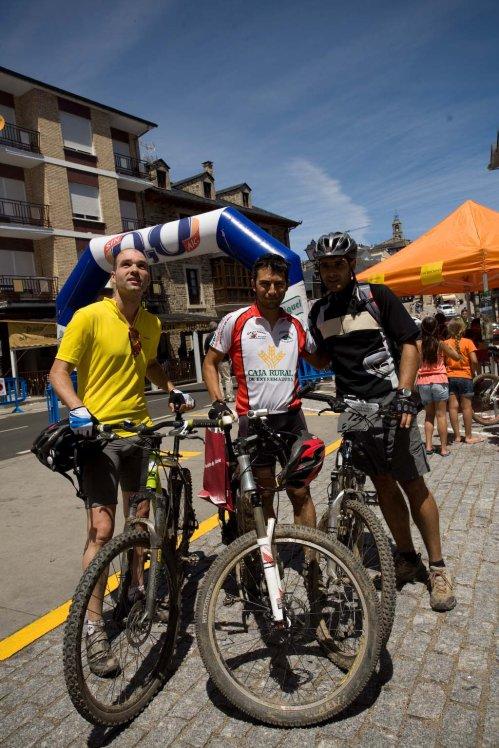 Carrera MTB Puebla de Sanabria, 17 de Julio, by Enrique Nafria.