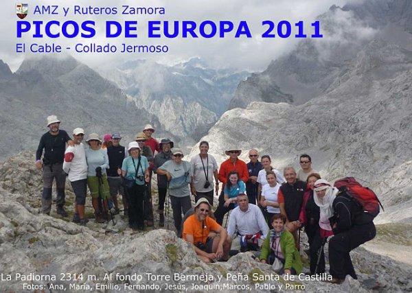 PICOS DE EUROPA 2011 - El Cable, Collado Jermoso, by Luis Ramos de la Torre