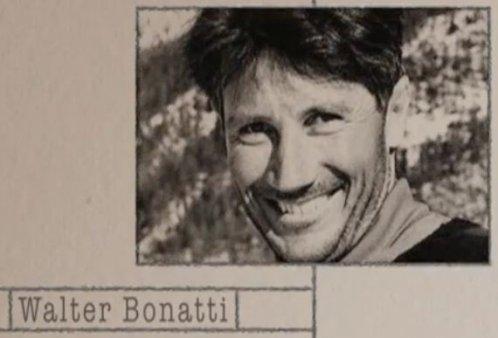 WALTER BONATTI: D.E.P.