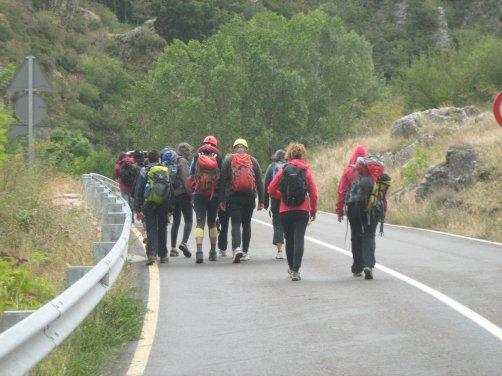 DESAFIO VEGACERVERA/2011: Un fin de semana de auténtica multiactividad !!!
