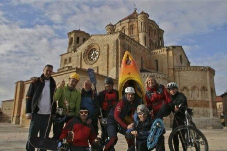 La nueva asociación «To'vertical» organiza un ciclo sobre la montaña Proyectará audiovisuales en la Casa de Cultura para darse a conocer