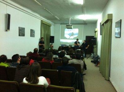 La asociación «Tovertical» se presenta con una charla sobre montañismo, by La Opinión El Correo de Zamora