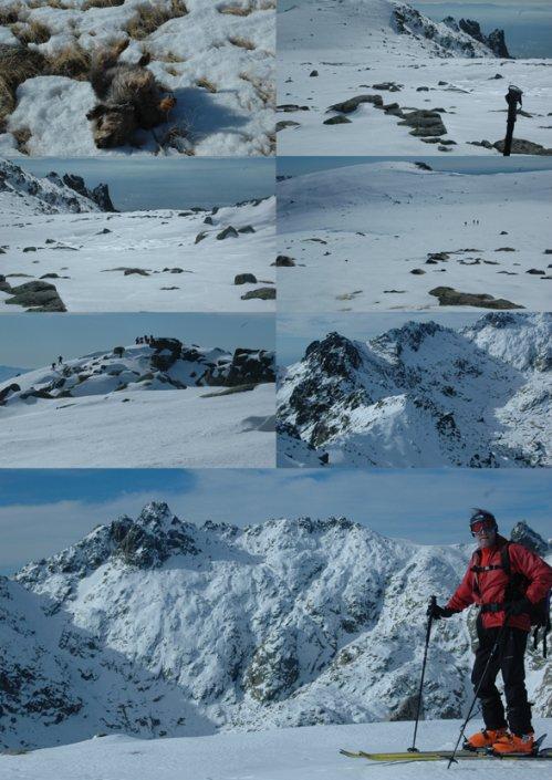 PRIMERA TRAVESIA DE LA TEMPORADA EN GREDOS by Juan Prieto Altamira. 26/11/2011