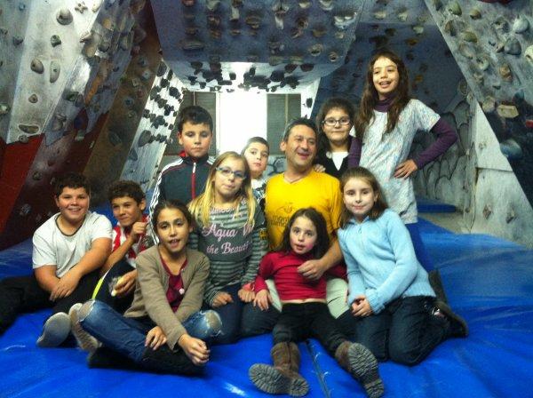 21/11/2012: KARACOL Tdah de nuevo en la sede de la Montañera Zamorana