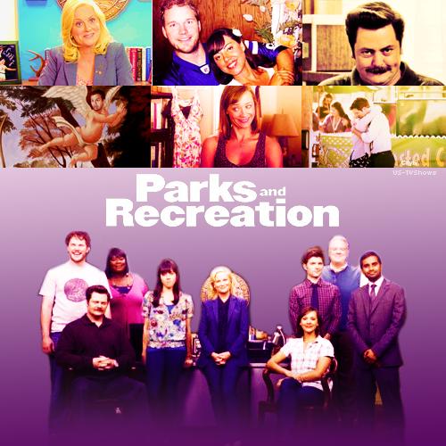 ___TV Meme___                                                    Parce que cette série est hilarante et je pense qu'elle mériterait plus de spectateurs ! Parks and Recreation vous donnera le sourire, malgré une saison 1 est peu fade. Des personnages originaux, des épisodes plus loufoques les uns des autres, c'est LA comédie à voir !