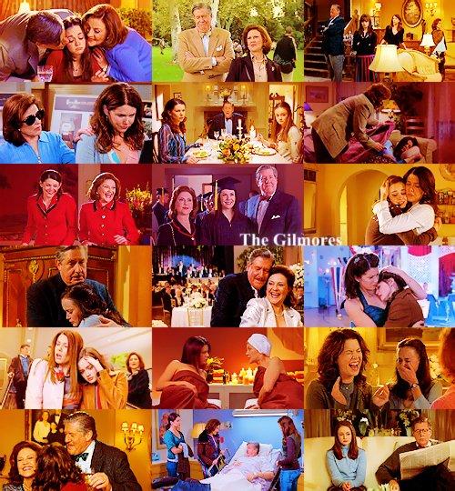 ___TV Meme___        Les   Gilmore   sont pour moi  la meilleure famille. J'adore tous les drames d'Emily, la relation entre Lorelai & Rory et j'en passe.