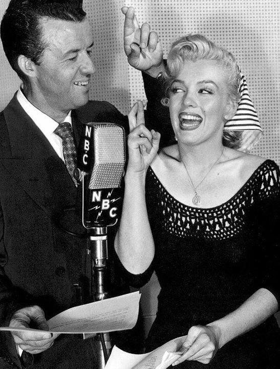 Marilyn, NBC radio - August 31, 1952