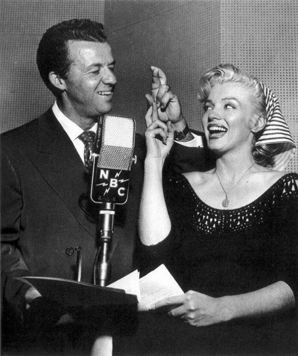 Marilyn, NBC radio - August 31, 1952