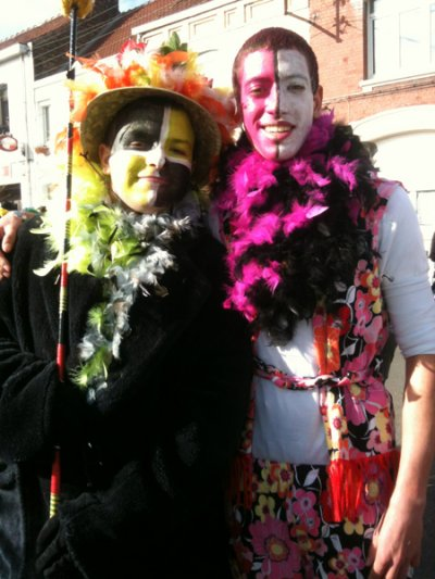 carnaval de dunkerque 2012