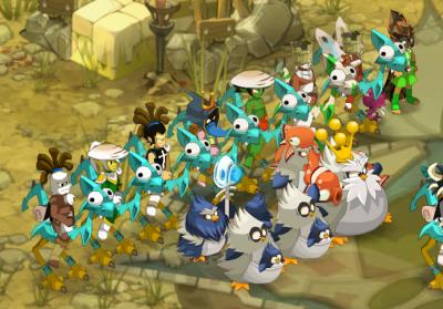 Des pingoins, encore des pingoins !