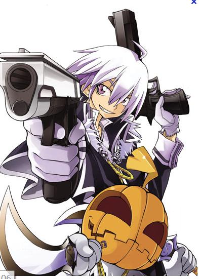 Witch Hunter : Tasha et Haloween !