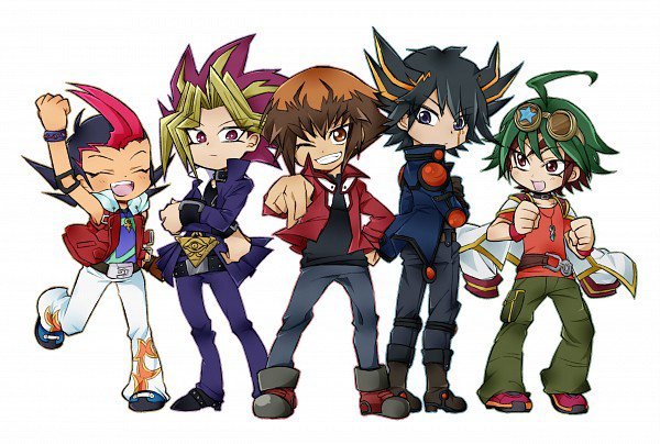 Le Grand Sondage Yu-Gi-Oh ! Faîtes Remixer Please ! ^o^