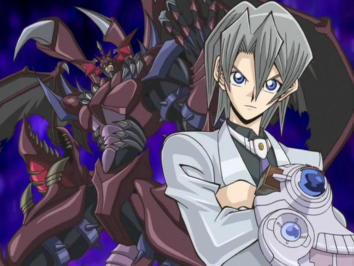 """Théorie sur Yu-Gi-Oh ! Duel Monsters GX : """"L'Autre"""" ~"""