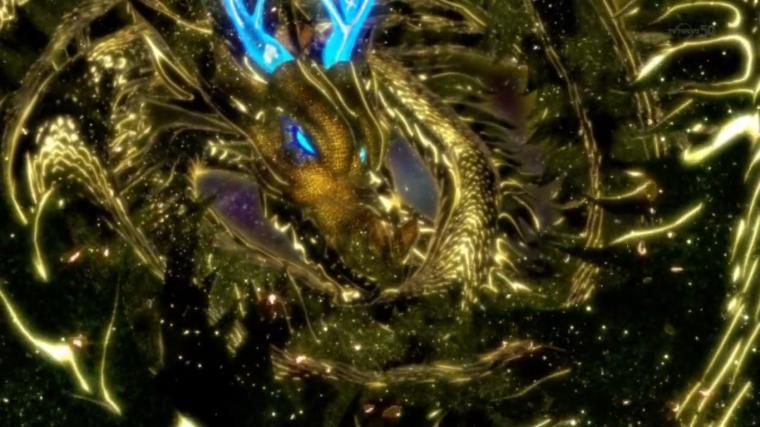 Personnages de ZeXal : Les Dieux~