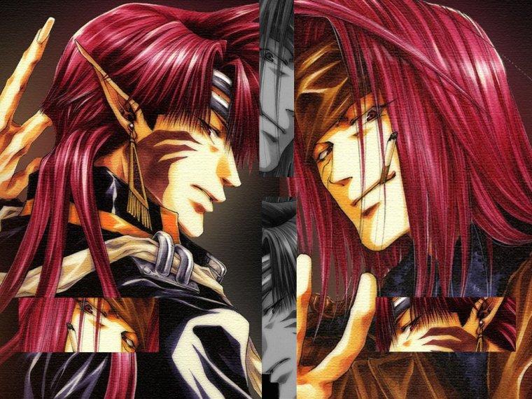 Mes Théories, sur Saiyuki ^o^ !