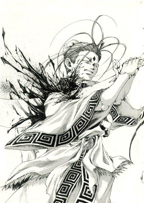 Saiyuki Gaiden : Résumé des Tomes 1 et 2.
