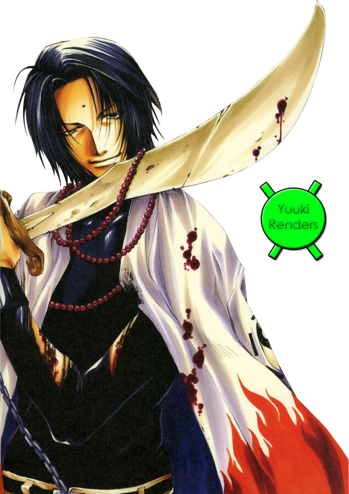 Personnages de Saiyuki : La Homura-Ikko ~ ^o^ !