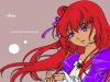 Colo de Mes Personnages OCs : Aria ~.