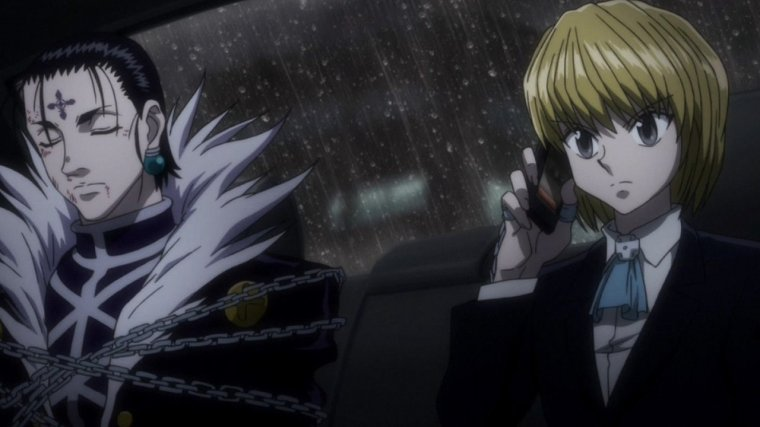 Le Plus Grand Débat sur Hunter x Hunter : Kurapika - Fille ou Garçon ? O.o
