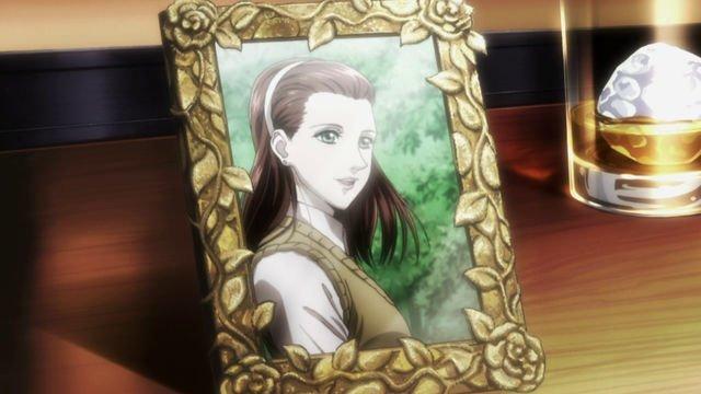 Théories sur Hunter x Hunter : La Mère de Gon Freecs.