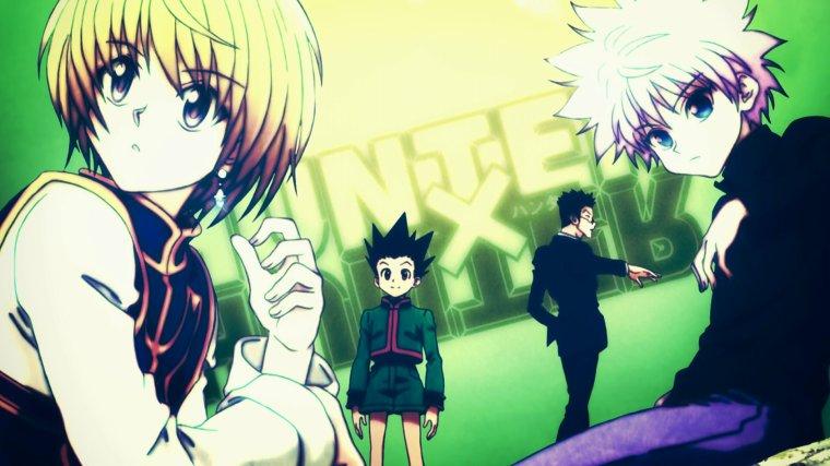 Présentation d'Animes/Mangas : Hunter x Hunter.