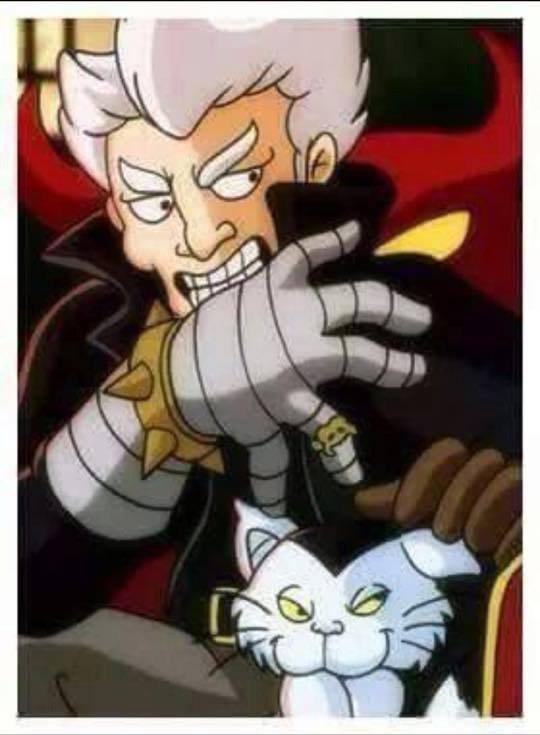 Le Visage du Docteur Gang, de Docteur Gadget, dévoilé O.o
