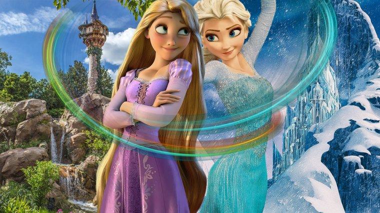 Th ories sur raiponce et la reine des neiges les - Image de raiponce ...