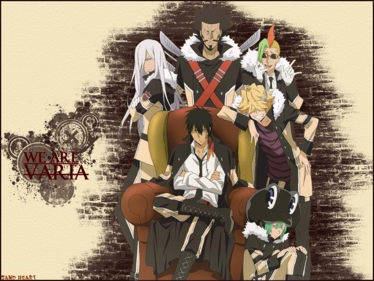 Présentation d'Animes/Mangas : Kateikyoushi Hitman Reborn.