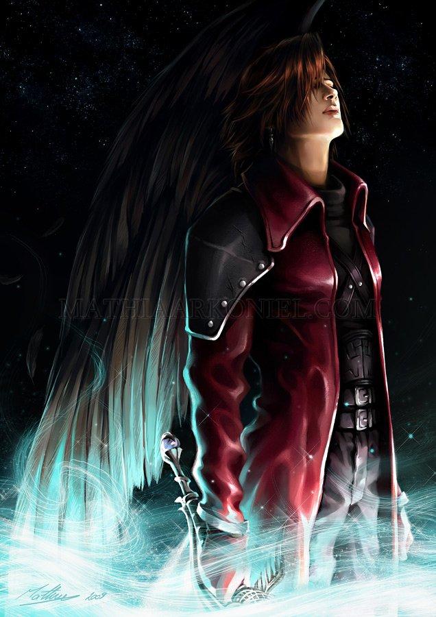 Théorie sur Final Fantasy VII : Les Vers, de LOVELESS.