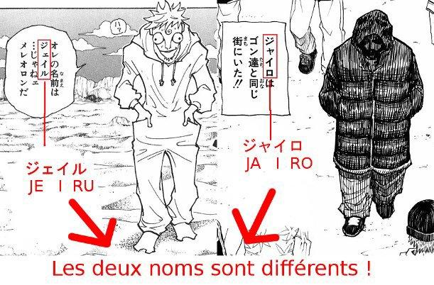 Théorie sur Hunter x Hunter : Meleoron est-il Jairo ?