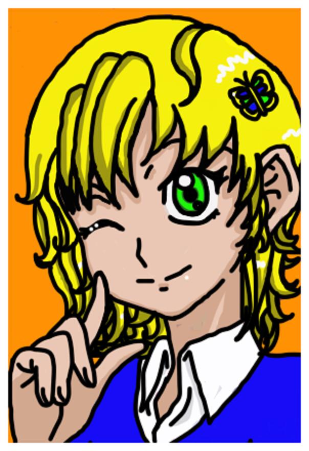 Présentation de Mes Personnages OCs : Nagisa, Shana, Hiyori, Madison et Ririn.