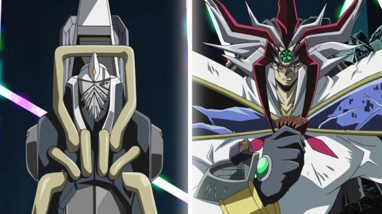 Théorie sur Yu-Gi-Oh ! 5D's : Bruno est en vie - La réelle identité, de Z-One.