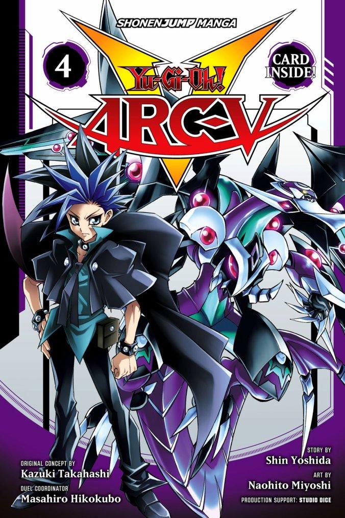 Personnages d'Arc-V : Les Personnages Principaux du Manga ~ ^o^ !