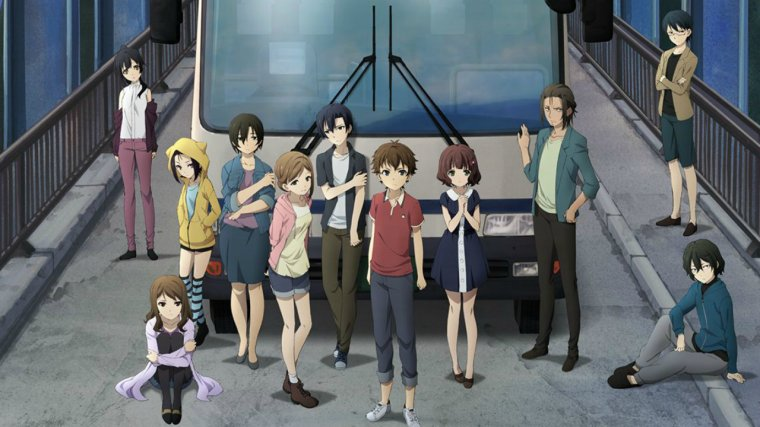 Présentation d'Animes/Mangas : Mayoiga ^o^ !