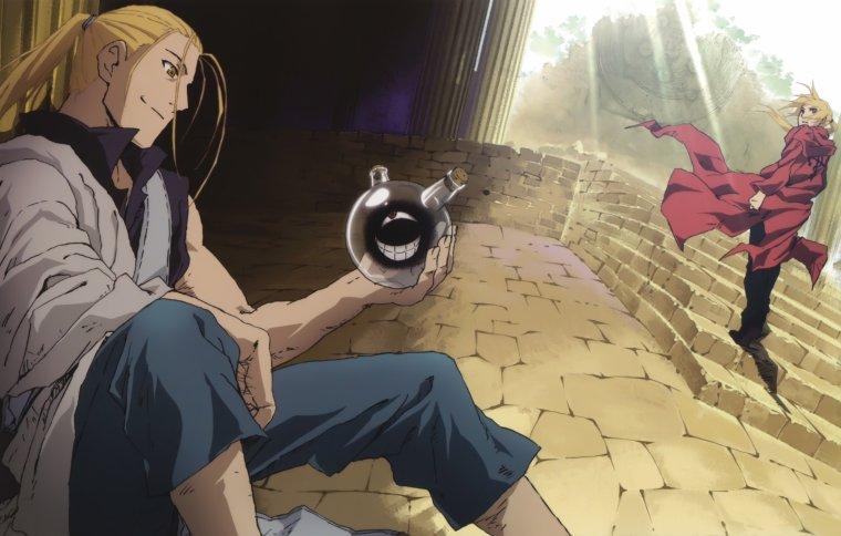Fullmetal Alchemist : Comparaison entre les deux Animes, Incohérences et Anecdotes ^o^ !