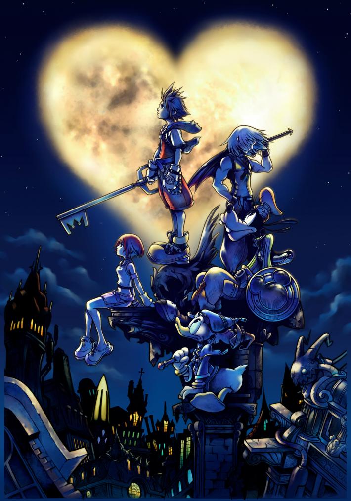 Théorie sur Kingdom Hearts : La Clef de Tout.