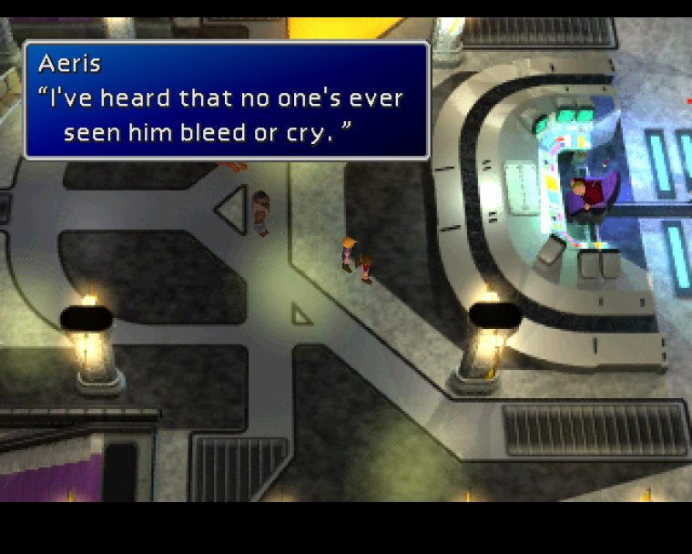 Théorie sur Final Fantasy VII : Enquête Criminelle.