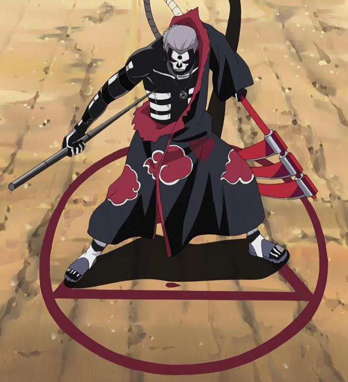 Théorie sur Naruto : La Vérité sur l'Immortalité d'Hidan.