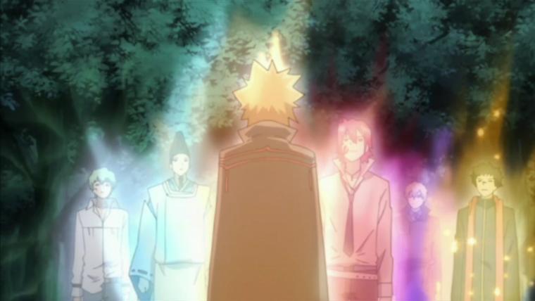 Théorie sur Kateikyoushi Hitman Reborn : La Réincarnation ! X)