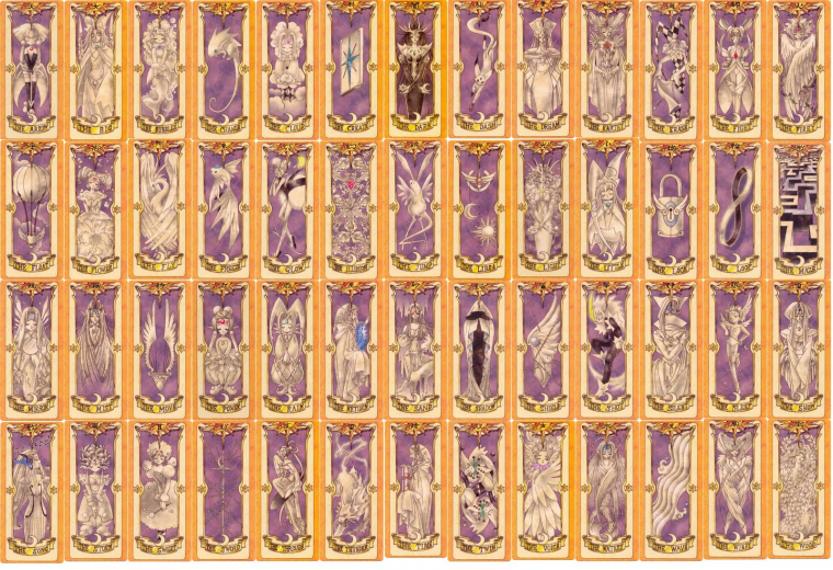 Théorie sur Card Captor Sakura : Les Cartes de Clow = Sentiments ?