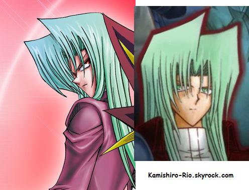 Théorie sur Yu-Gi-Oh ! 5D's : Lua et Luca Tenma.