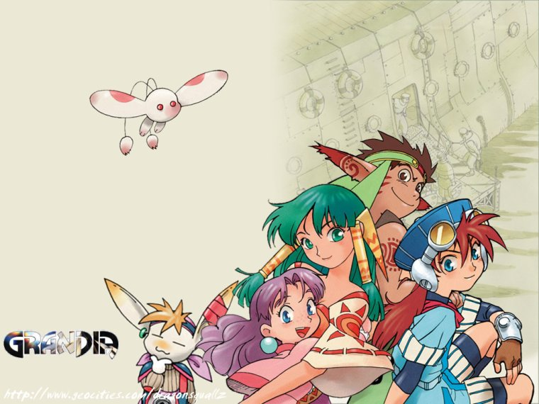 Arc-V : Similitudes avec Kingdom Hearts, Tales of Symphonia et Grandia.