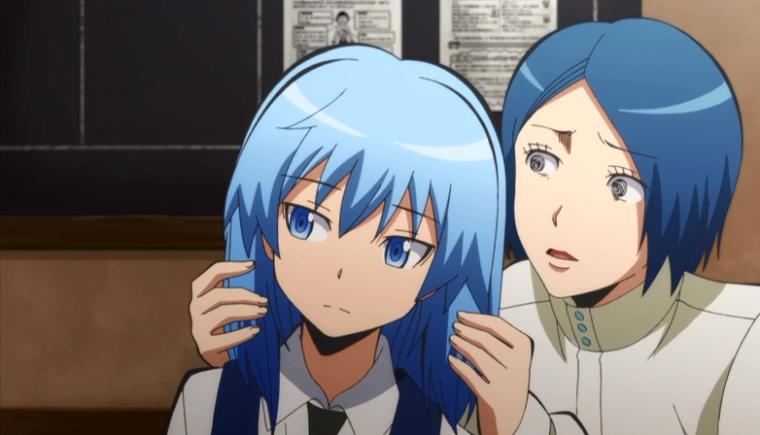 Théorie sur Kuroko no Basket & Assassination Classroom : Kuroko et Nagisa = Cousins ?