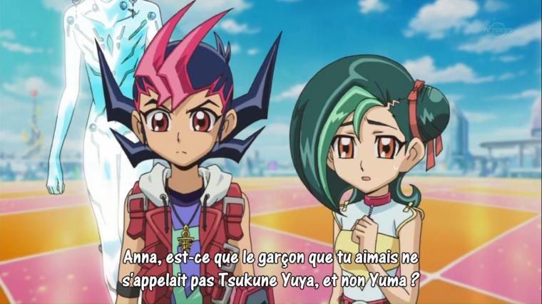 "Il y a un ""Yuya"" dans ZeXal..."