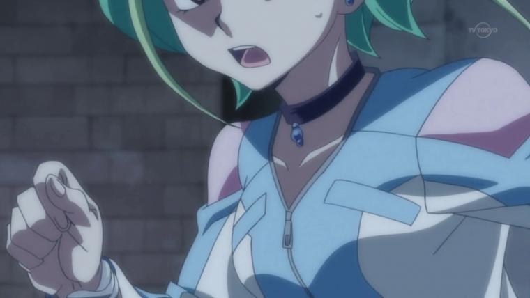 Théorie sur Arc-V : Yuya et/ou Jack jouera un rôle, dans la Libération de Rin.