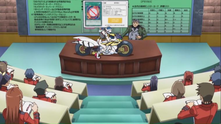 Preuve que Ryo Marufuji apparaîtra, dans Arc-V ! XP