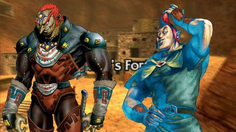 Théorie sur the Legend of Zelda : Ganondorf, la Réincarnation de l'Avatar du Néant & Le Descendant d'Hergo ?