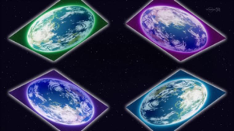 Théorie sur Arc-V : La Vérité sur les Quatre Dimensions.