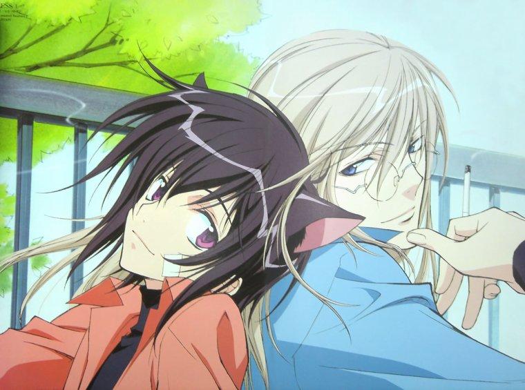 Théories sur Loveless : Le Combattant de Ritsuka.